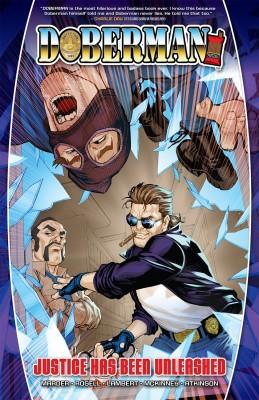 Doberman TPB Vol 1 Cover