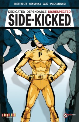 Side-Kicked TPB Vol 1 Cover