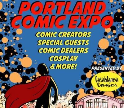 Portland Comic Expo