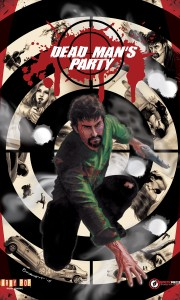 DeadMansParty TPB Vol 1 Cover